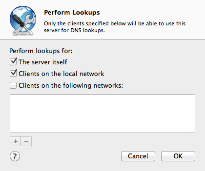 DNS - Lookups.